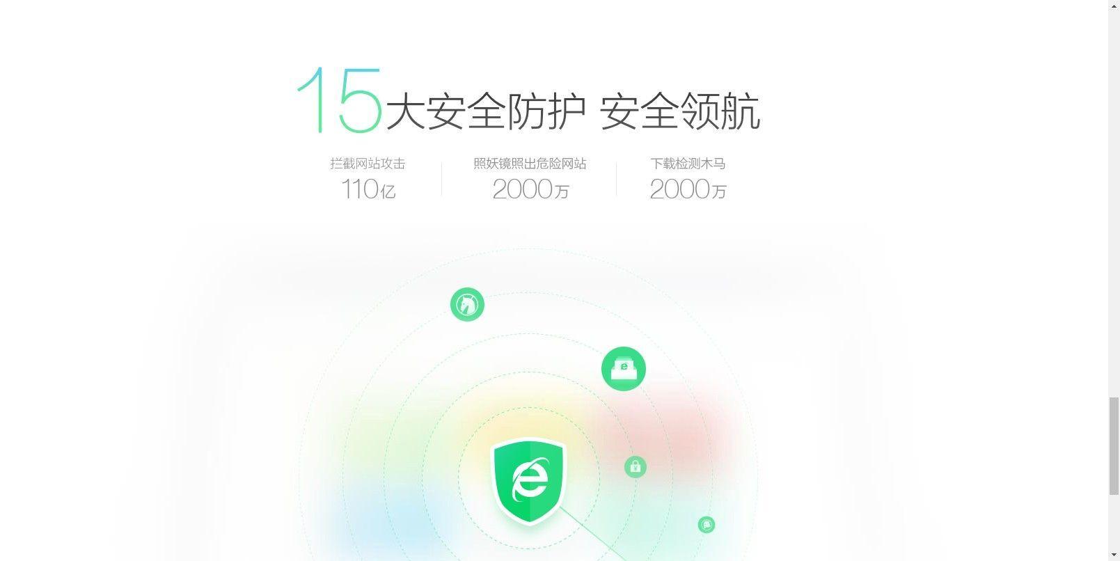 360浏览器官方免费最新版图1