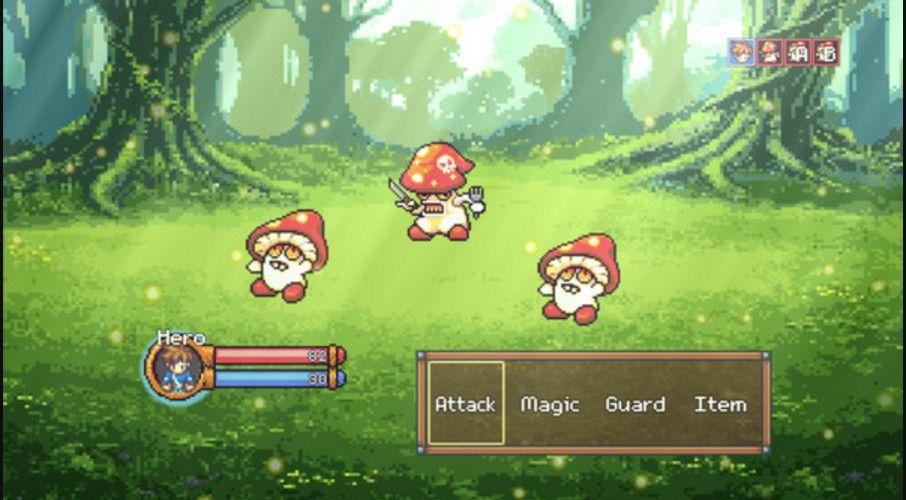 短暂的故事游戏中文免费版(Ephemeral Tale)图片1