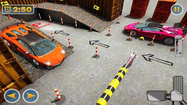 现代停车场3D安卓版图1