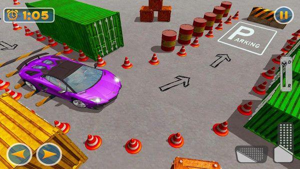 现代停车场3D安卓版图2