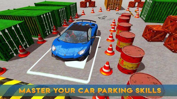 现代停车场3D安卓版图3
