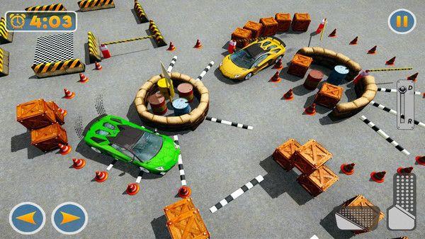 现代停车场3D游戏官方安卓版图片1