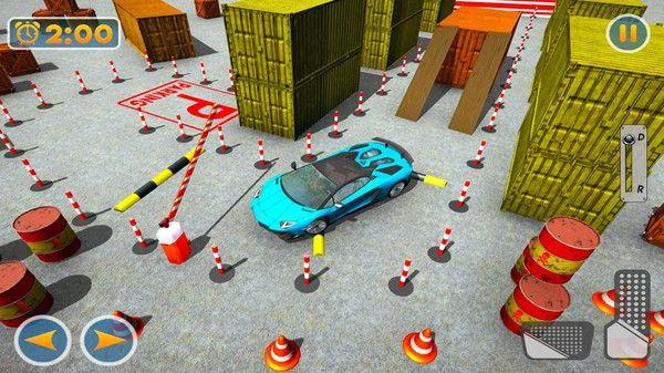 现代停车场3D游戏官方安卓版图片2