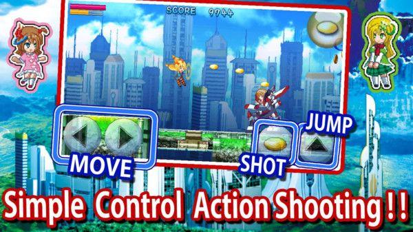 萌妹子玩射擊游戲官方安卓版圖片1