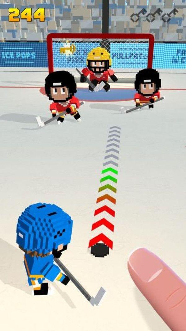 方块曲棍球游戏官方安卓版图片2