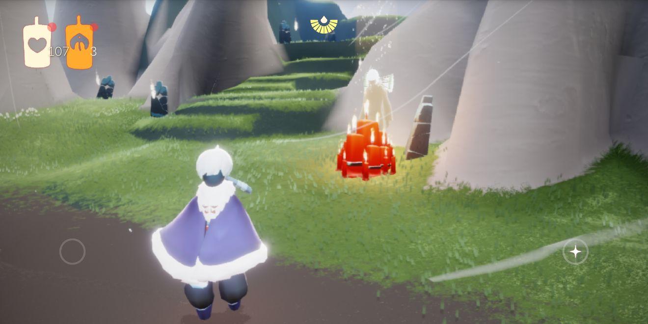 光遇10月15日任务攻略大全,大蜡烛位置分享[视频][多图]图片9