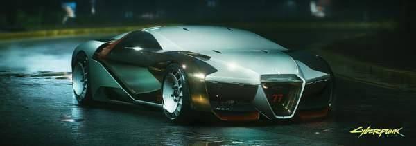 赛博朋克2077有哪几种车辆?赛博朋克2077全车型属性外观鉴赏大全[视频][多图]图片8
