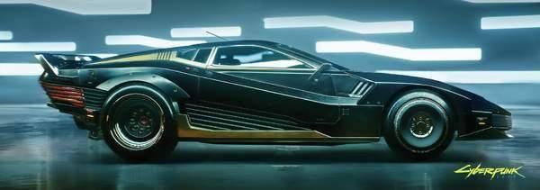 赛博朋克2077有哪几种车辆?赛博朋克2077全车型属性外观鉴赏大全[视频][多图]图片7