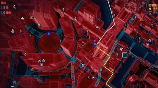 赛博朋克2077大鸟转转转是什么意思?Dicky Twister酒吧位置及玩法介绍[视频][多图]