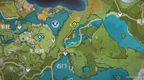 原神佳肴尚温第七天任务怎么完成?12月17日送餐路线图一览[视频][多图]图片2