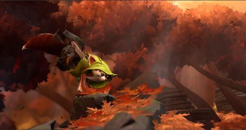 Dota2森海飞霞是什么类型的英雄?新英雄技能效果及角色定位分析[视频][多图]图片1