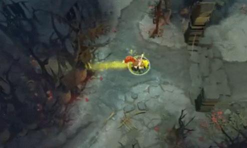 Dota2森海飞霞是什么类型的英雄?新英雄技能效果及角色定位分析[视频][多图]图片5