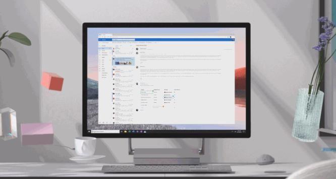 微軟首個Fluid Framework預覽版公布:超強3個功能[多圖]圖片1