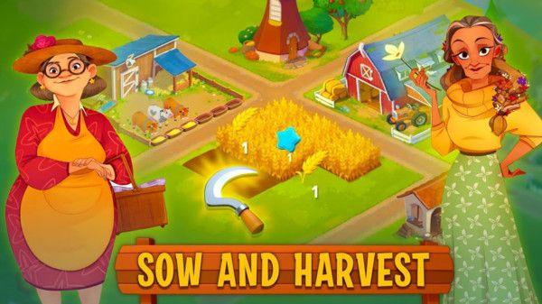 河畔農場游戲圖3