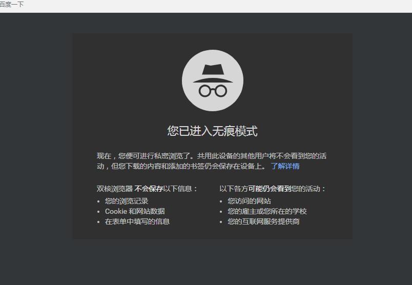 谷歌浏览器的隐私模式怎么打开?使用隐私模式的方法介绍[多图]图片2