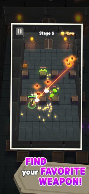 地牢之枪安卓版图1