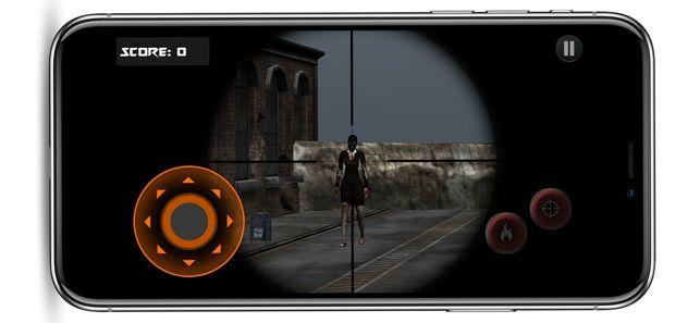 僵尸之城狙击手3d安卓版图1