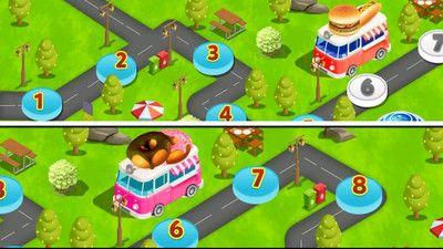 厨师食物街道游戏图1