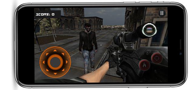僵尸之城狙击手3d安卓版图2