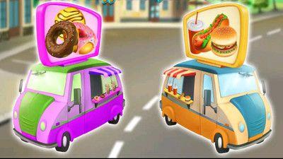 厨师食物街道游戏图3