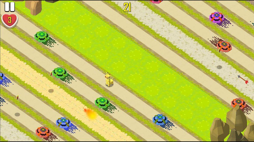 独角马过街游戏安卓版图片1