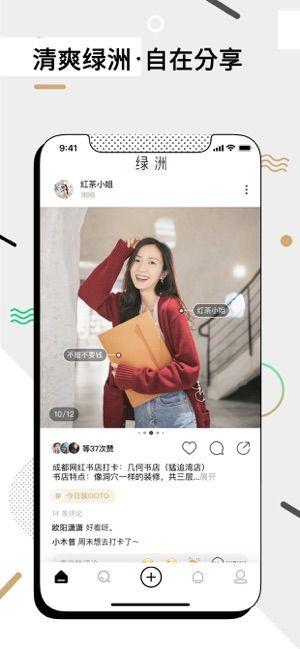 绿洲清爽社交圈电脑网页版官方平台图片1