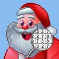 圣誕老人像素藝術安卓版