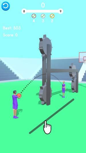 Ball Pass 3D游戏图3