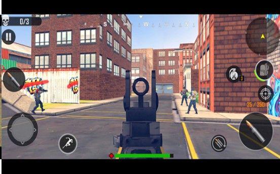 FPS操作射擊打擊游戲圖1