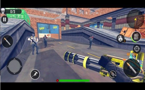 FPS操作射擊打擊游戲安卓版圖片1