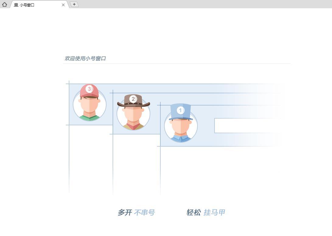搜狗(gou)瀏(liu)覽器怎麼打開小號窗口?小號窗口打開方法(fa)[多圖]