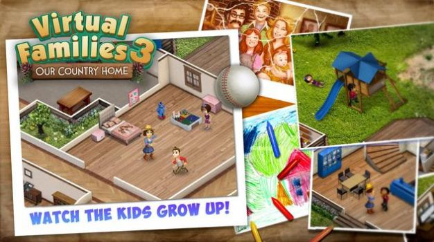 Virtual Families 3中文版图1