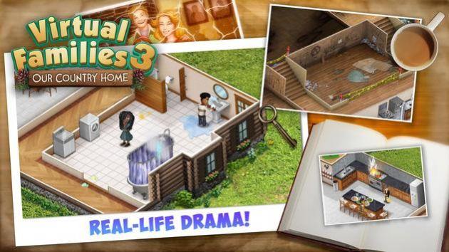 Virtual Families 3中文版图2
