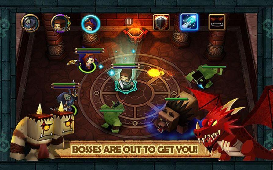 勇士闯魔窟游戏图1