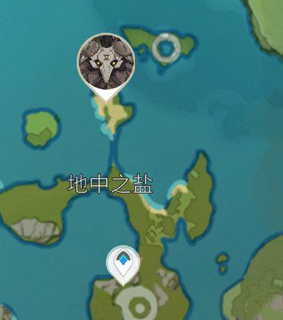 原神丘丘岩盔王全地图九个刷新位置图文一览[视频][多图]