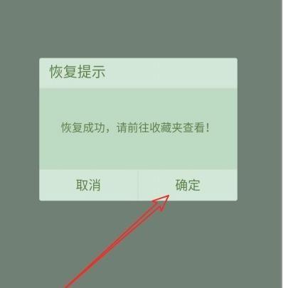 360浏览器怎么恢复误删的收藏夹?360浏览器恢复误删的收藏夹的方法[多图]图片6