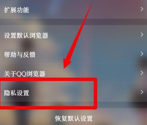 QQ浏览器怎么关闭个性化推荐?QQ浏览器关闭个性化推荐的方法[多图]图片4
