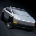 赛博跑车3D游戏
