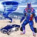 龙卷风机器人汽车游戏