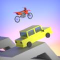 车轮赛车3D游戏