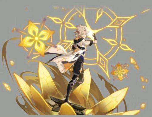 原神阿贝多武器选择推荐,新角色阿贝多圣遗物搭配攻略[多图]