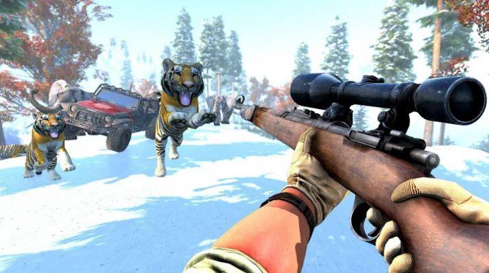 野外狩猎模拟器2020游戏图3