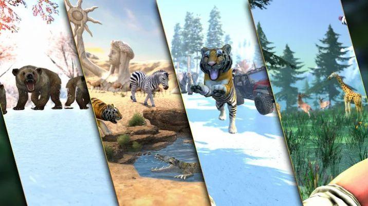 野外狩猎模拟器2020游戏图1