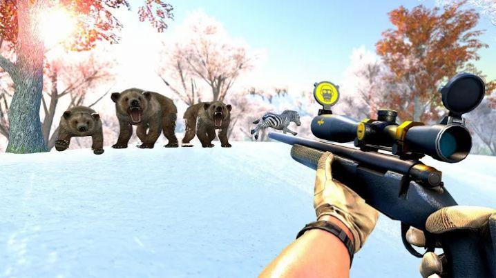 野外狩猎模拟器2020游戏图2