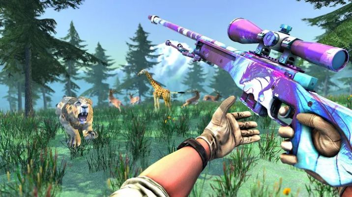 野外狩猎模拟器2020最新官方版游戏图片1