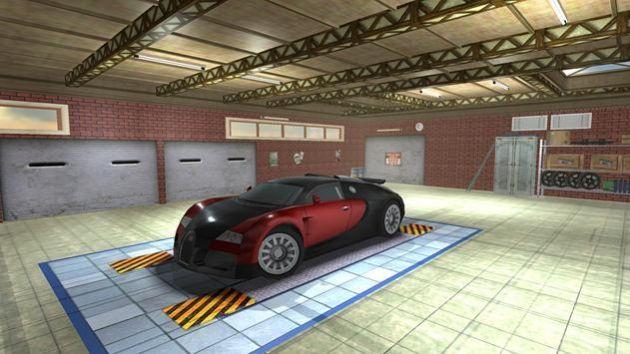 逼真的漂移赛车游戏图2