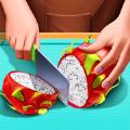 家庭零食制作游戏