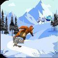灰熊滑雪冒险游戏