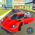 未来机器人警察模拟游戏