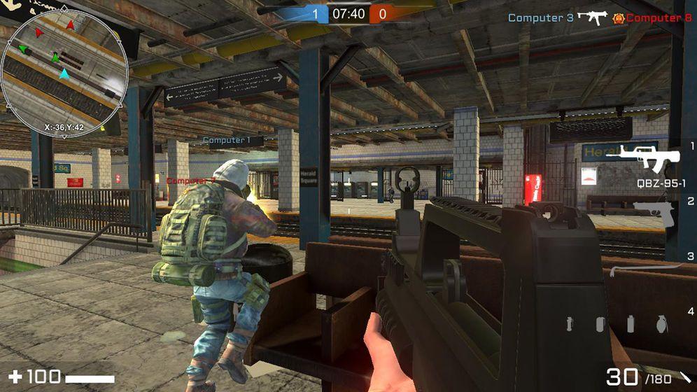 qq第七次营救小游戏安卓版图片1
